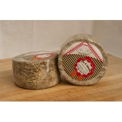Matured sheep cheese