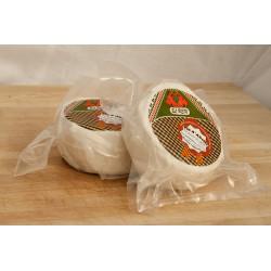 Tender goat cheese